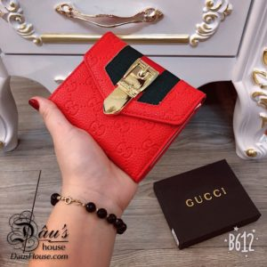 Vi cam tay ngan Gucci Do - G022 (1)