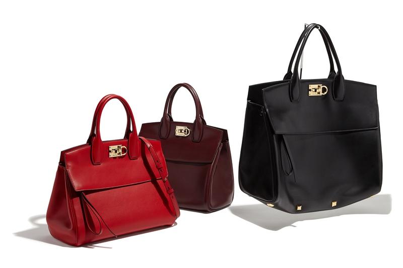 Thiết kế túi Studio hướng đến những người phụ nữ hiện đại tại những đô thị lớn.
