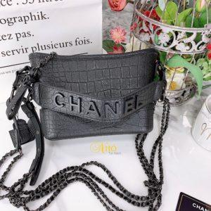 Tui Chanel Gabrielle Hobo da ca sau - Den - CN02-BLACK (1)